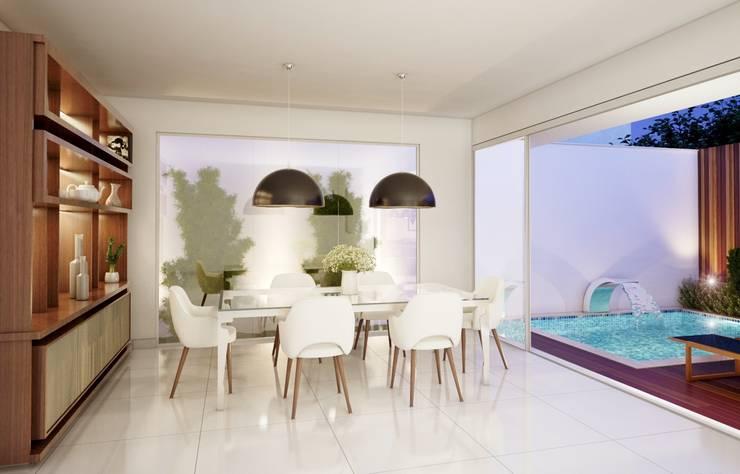 CASA I : Casa  por Camila Pimenta   Arquitetura + Interiores