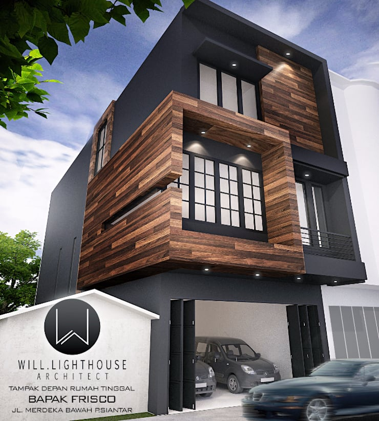 Houses by Lighthouse Architect Indonesia, Modern