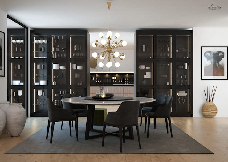 Progettazione zona living e cucina - Capo d\'Orlando (ME) by Santoro ...