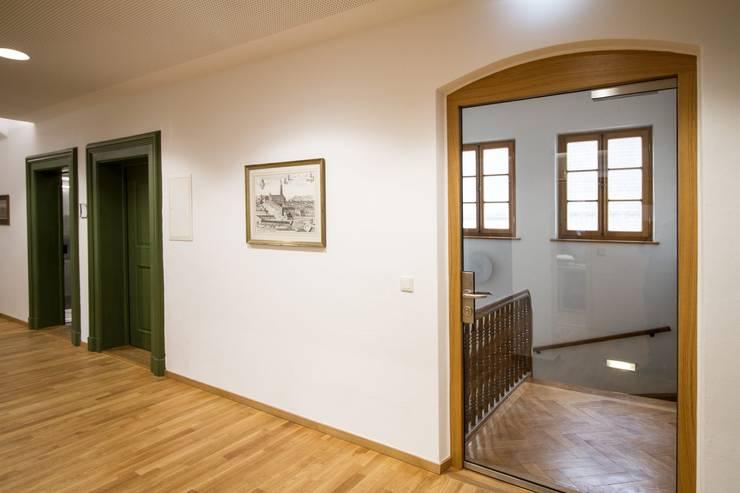 Eingangsbereich:  Bürogebäude von Fiedler + Partner