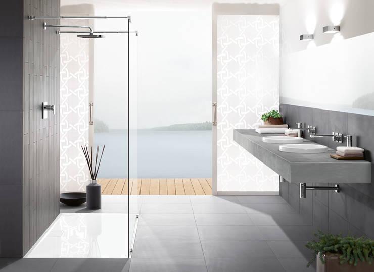 Oliver Conrad - My Nature y Architectura: Baños de estilo  de Villeroy & Boch
