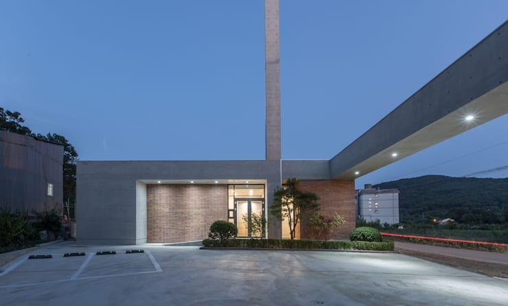 Conference Centres by 오종상 건축사,