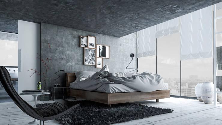 Slaapkamer door MEXIKAN CURIOUS
