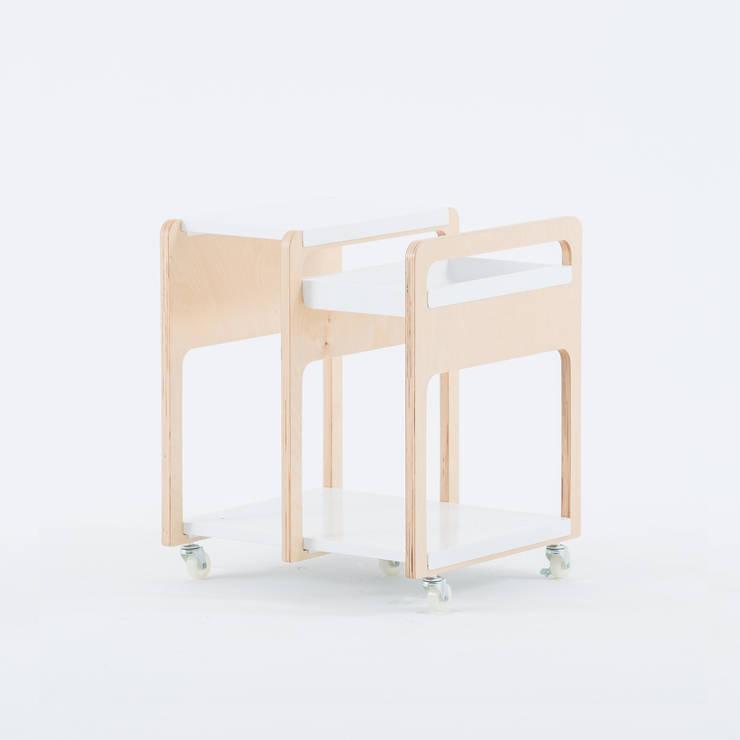 走走移動邊架:  家居用品 by GOOZOO DESIGN LTD.