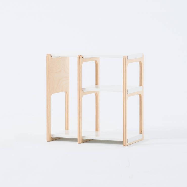 走走桌上架:  書房/辦公室 by GOOZOO DESIGN LTD.