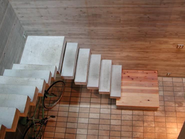 株式会社 ギルド・デザイン一級建築士事務所의  계단