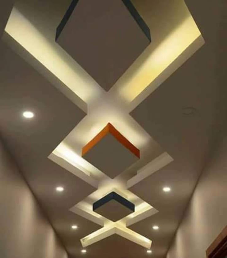 False Ceiling Design:   by Musharraf Gangohi