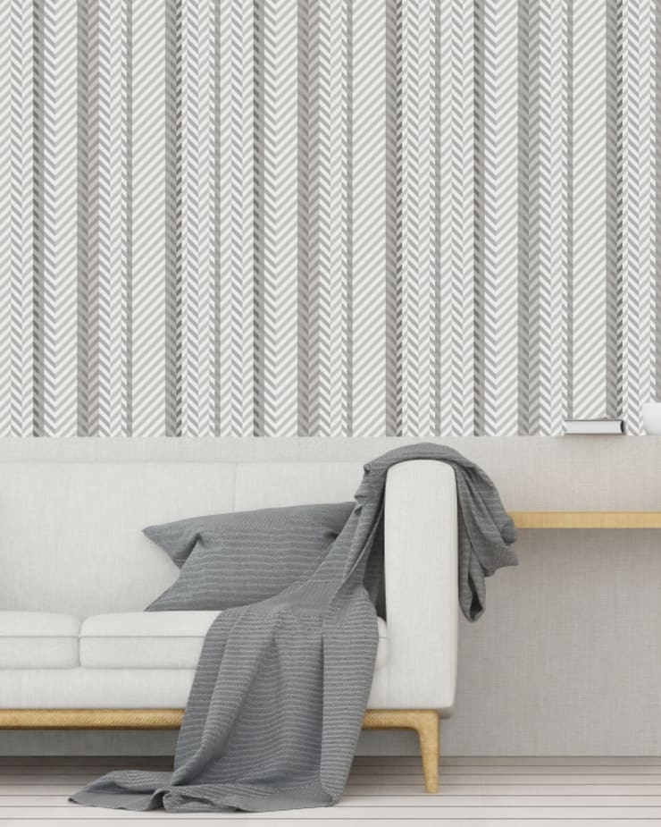 Walls & flooring by Housed - Wallpapers