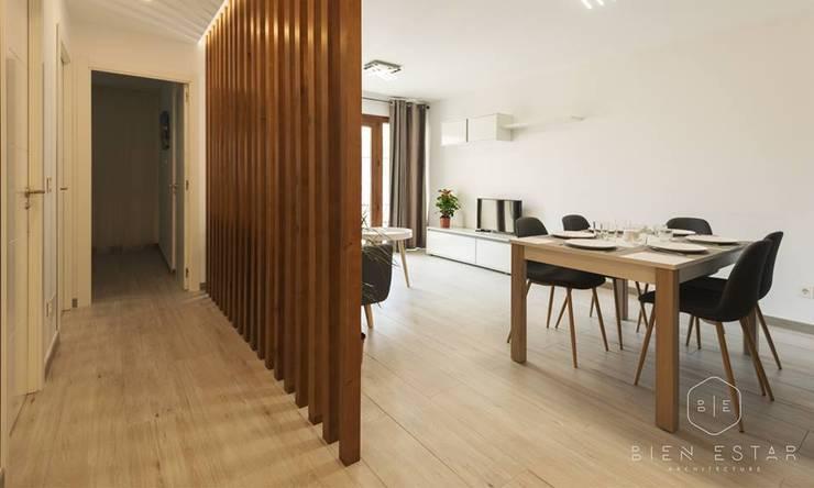Pisos de estilo  por Bien Estar Architecture