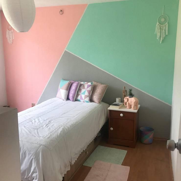 Dormitorios de estilo  por Franko & Co.