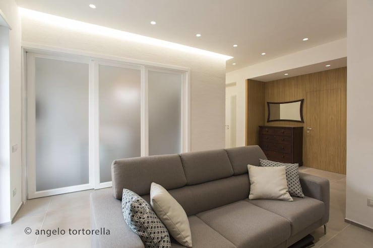 Ruang Keluarga by Casaburi & Memoli Architetti