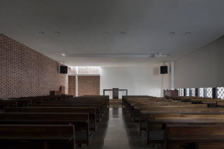 도안예배당: 오종상 건축사의  회의실,
