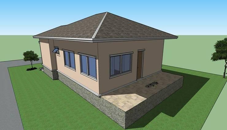 บ้านส้อง สุราษฎร์ธานี:   by Matching IDAE Designs