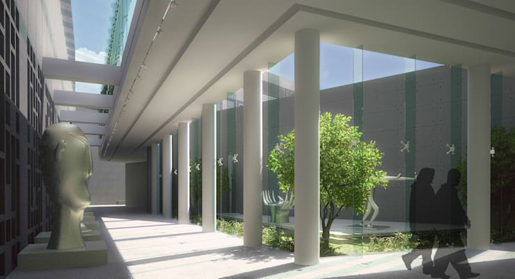 Commercial Spaces by SPACES Architects Planners Engineers
