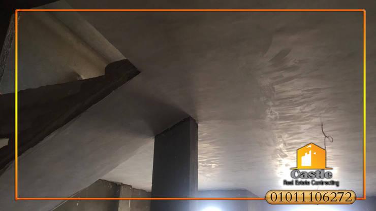 أعمال محارة ومصيص مع شركة كاسل:  تصميم مساحات داخلية تنفيذ كاسل للإستشارات الهندسية وأعمال الديكور في القاهرة