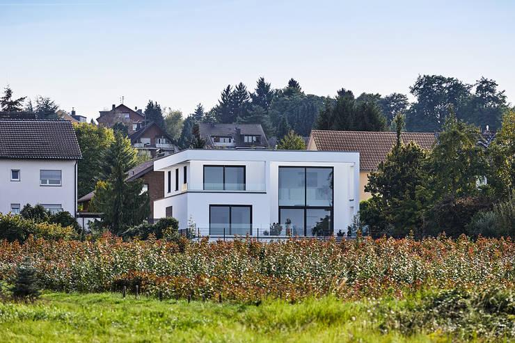 Projekty,  Domy zaprojektowane przez Philip Kistner Fotografie