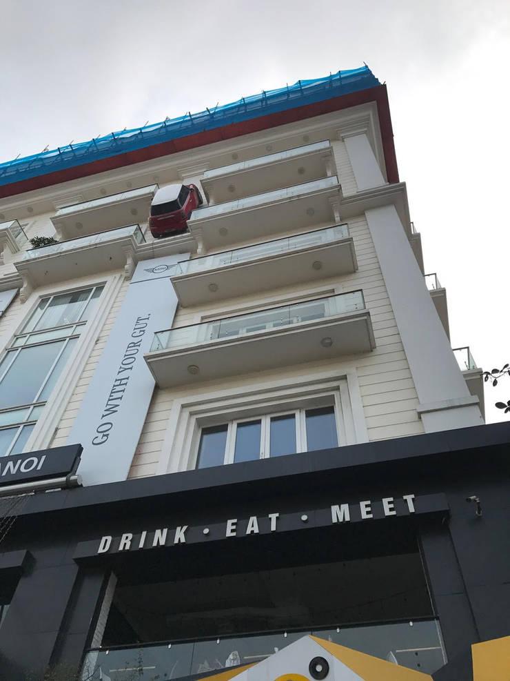 Nhà hàng 6 Degree:   by TNHH XDNT&TM Hoàng Lâm