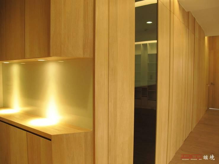 【居家設計】聚合發經典謝邸--細節成就品味:  廚房 by 謐境空間策略事務所 - Dimension Scenario Work