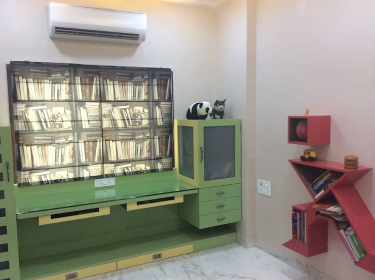 Interior Ozal- Kids study room: modern Nursery/kid's room by InteriorOzal