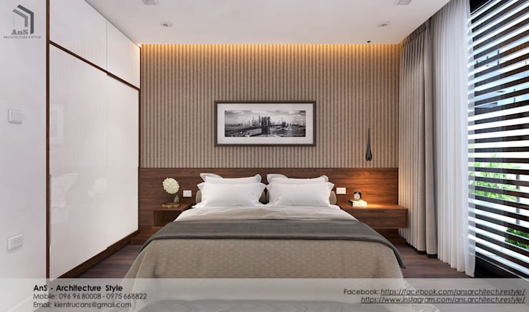 Dự án Biệt thự cao cấp:  Sàn by AnS - Architecture Style