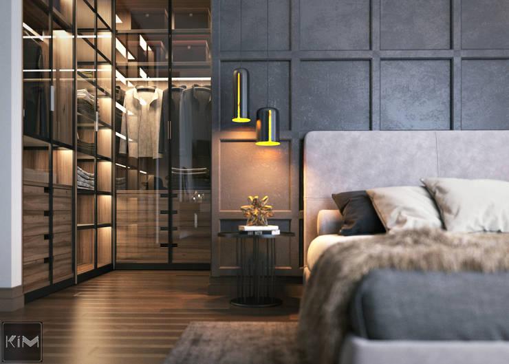 Dự án Wartermark:  Phòng ngủ by KIM - furniture