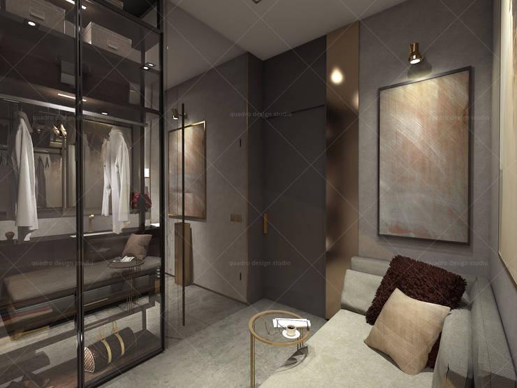 Floors by QUADRO DESIGN STUDIO, Scandinavian