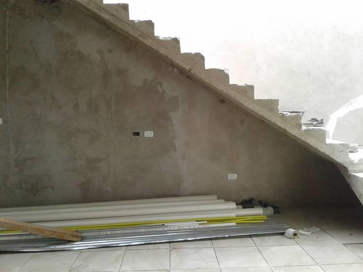 egonnet: Casas de estilo  por dc estudio,Minimalista Hormigón