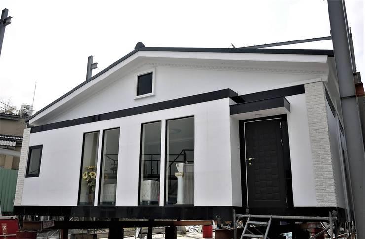 客製化-移動宅-3個單位組合:   by 築地岩移動宅