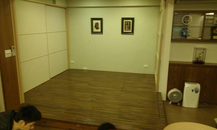 間取/動線/機能:   by  禾渥意匠室內裝修設計工程有限公司