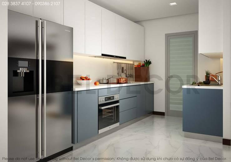 Project: HO1768 Apartment/ Bel Decor:   by Bel Decor