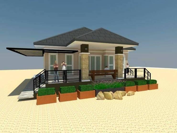 ผลงานการออกแบบ:   by Aun Design