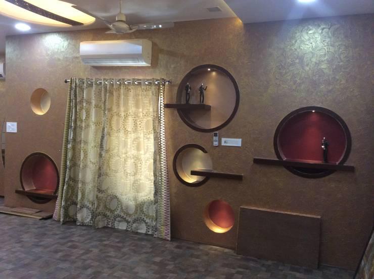 Interiorozal- Home Design | Renovation of Home&Office | Office Design: modern Living room by InteriorOzal
