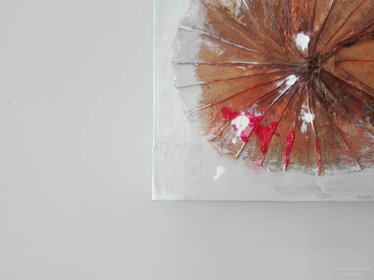 客廳 by Sonia Santirocco architetto e home stager