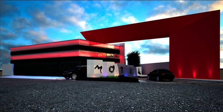 Minimalist house by A-labastrum arquitectos Minimalist