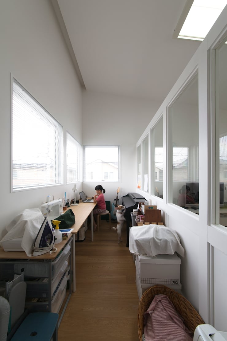 Study/office by ラブデザインホームズ/LOVE DESIGN HOMES, Scandinavian