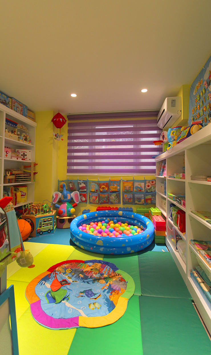 project-4011:  Baby room by YU SPACE DESIGN