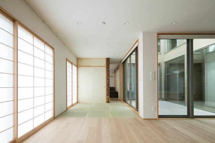 Tongari-15: W.D.Aが手掛けた和室です。