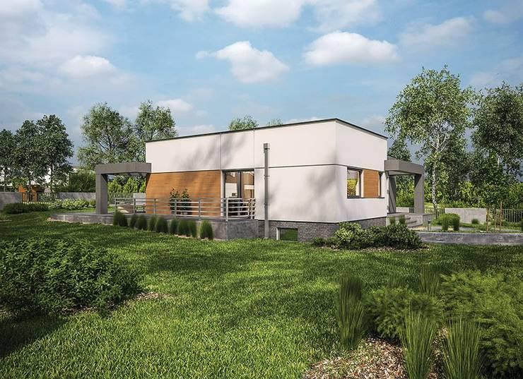 Pusat Perbelanjaan by FHS Casas Prefabricadas
