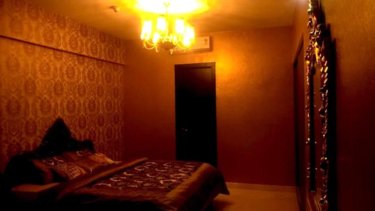 All Our Interior Works:  Bedroom by Bro4u Pvt Ltd,Classic