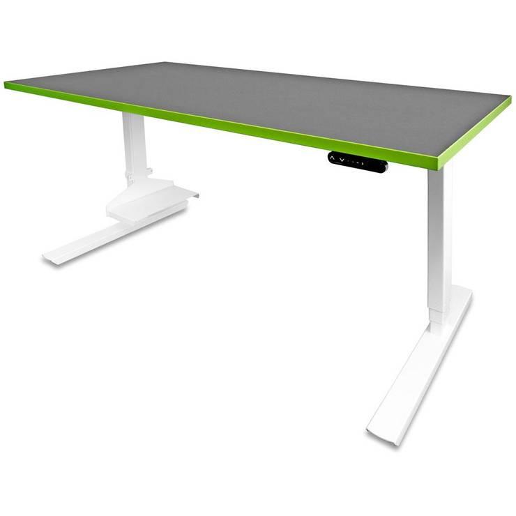schreibtisch ergonomisch h henverstellbar, gaming-tisch leeroy höhenverstellbar by büromöbel-experte   homify, Design ideen