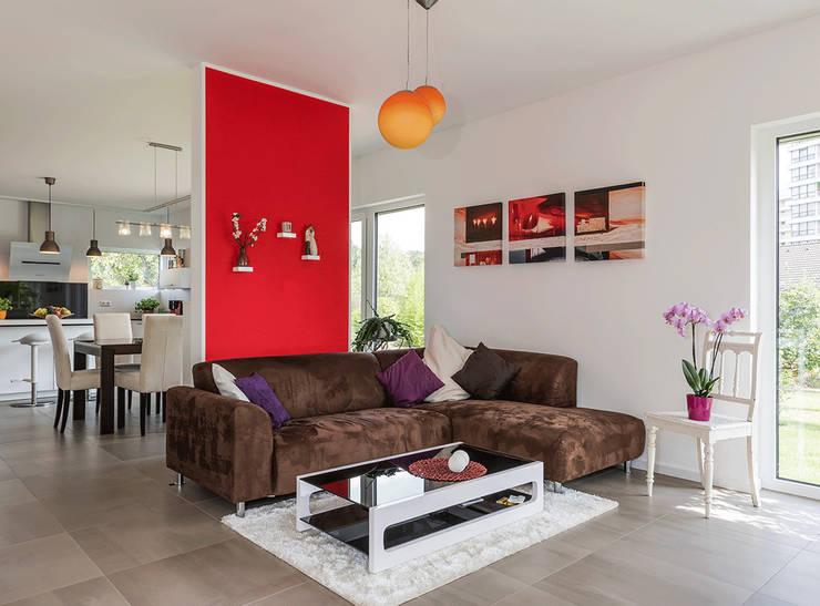 une maison familiale qui attire la lumi re. Black Bedroom Furniture Sets. Home Design Ideas