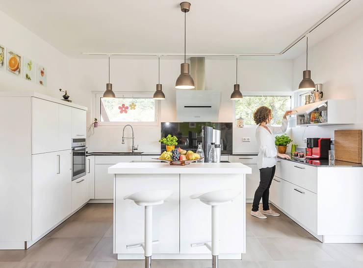 置入式廚房 by KitzlingerHaus GmbH & Co. KG