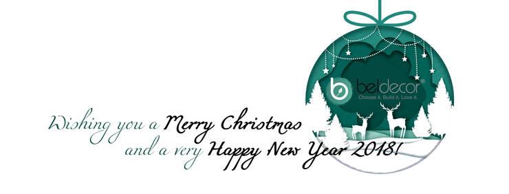 Merry Christmas/ Bel Decor:   by Bel Decor