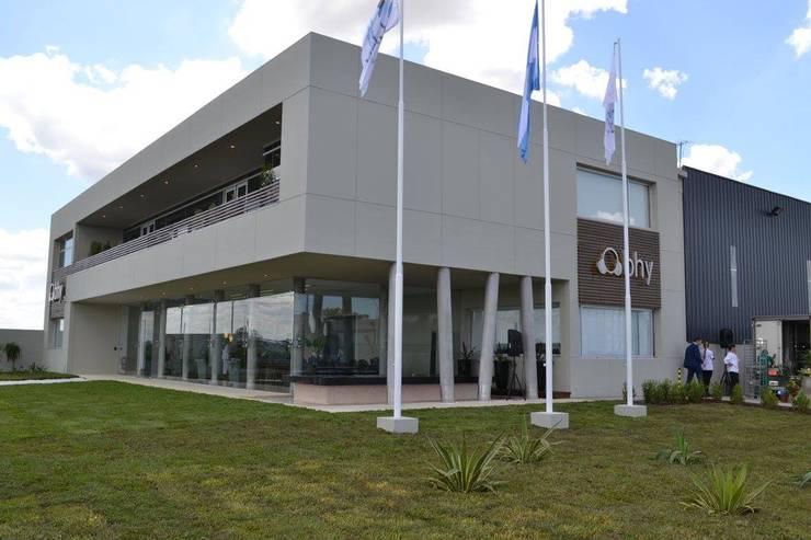 Office buildings by Estudio A+I, Modern