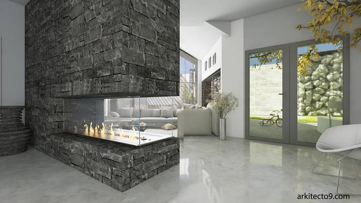 Gang en hal door arquitecto9.com
