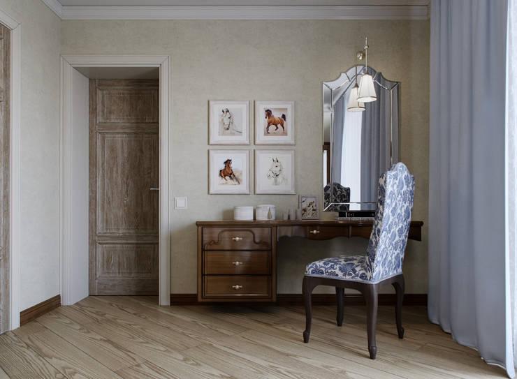 Bedroom by EJ Studio, Colonial