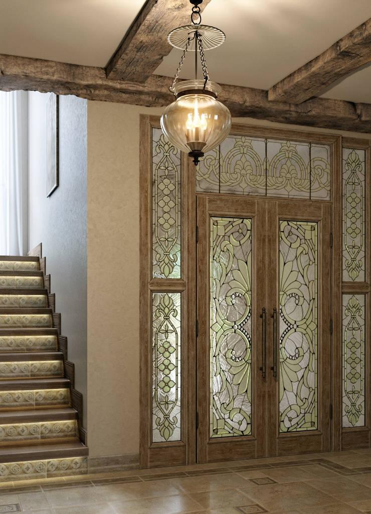 Stairs by EJ Studio, Mediterranean