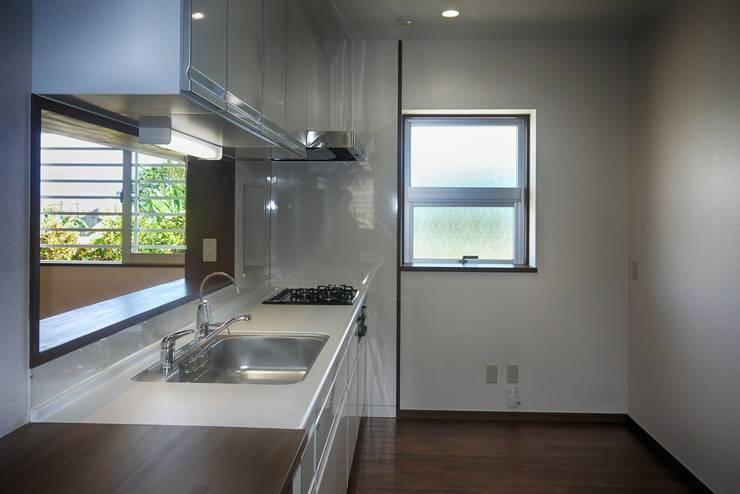 廚房 by 株式会社青空設計