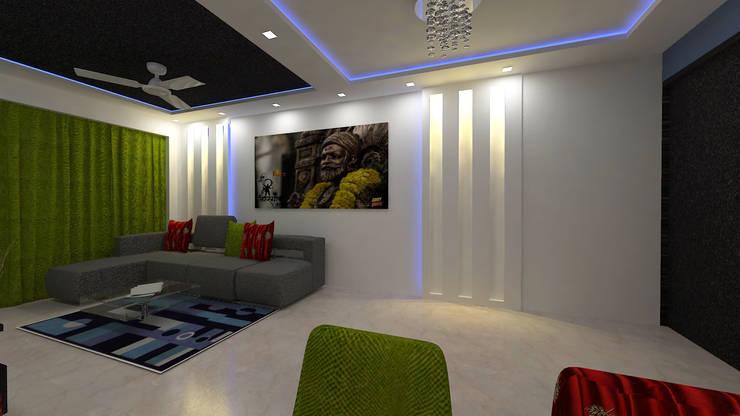 Mr. Raje Nalawade:   by New Space Interior