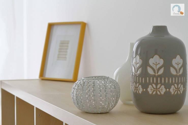 de estilo  por Charming Home, Moderno